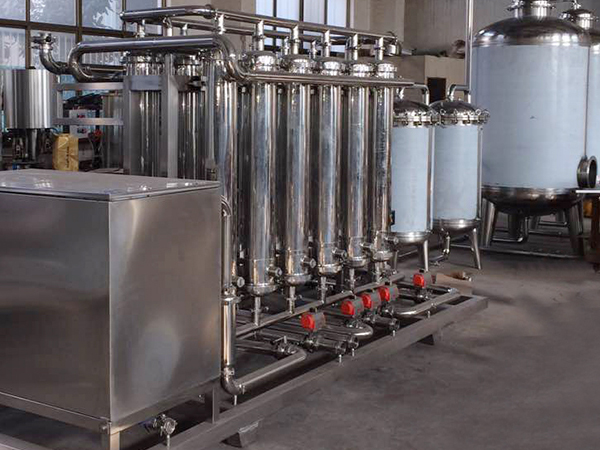 Mineral water equipment 11