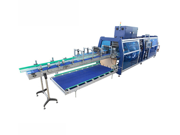 High-speed carton packing machine